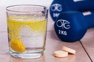 suplementy diety wspomoga trening osobisty